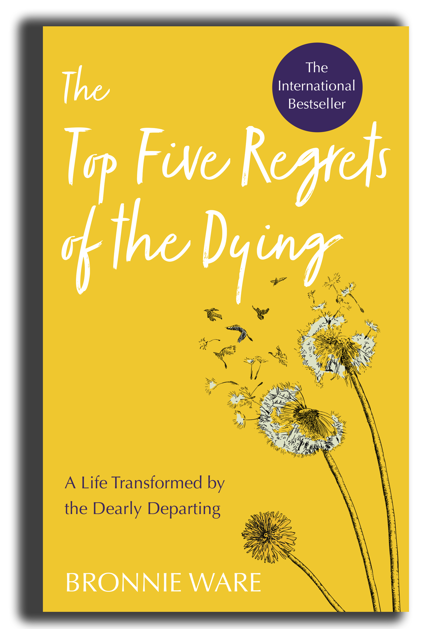 The 5 Regrets of Dying book by Bronnie Ware